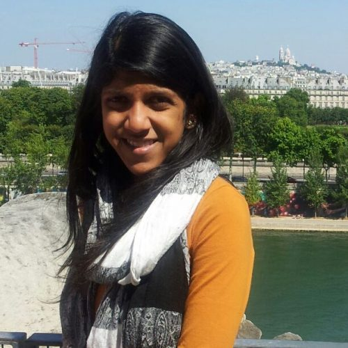 Rebecca Rajendran