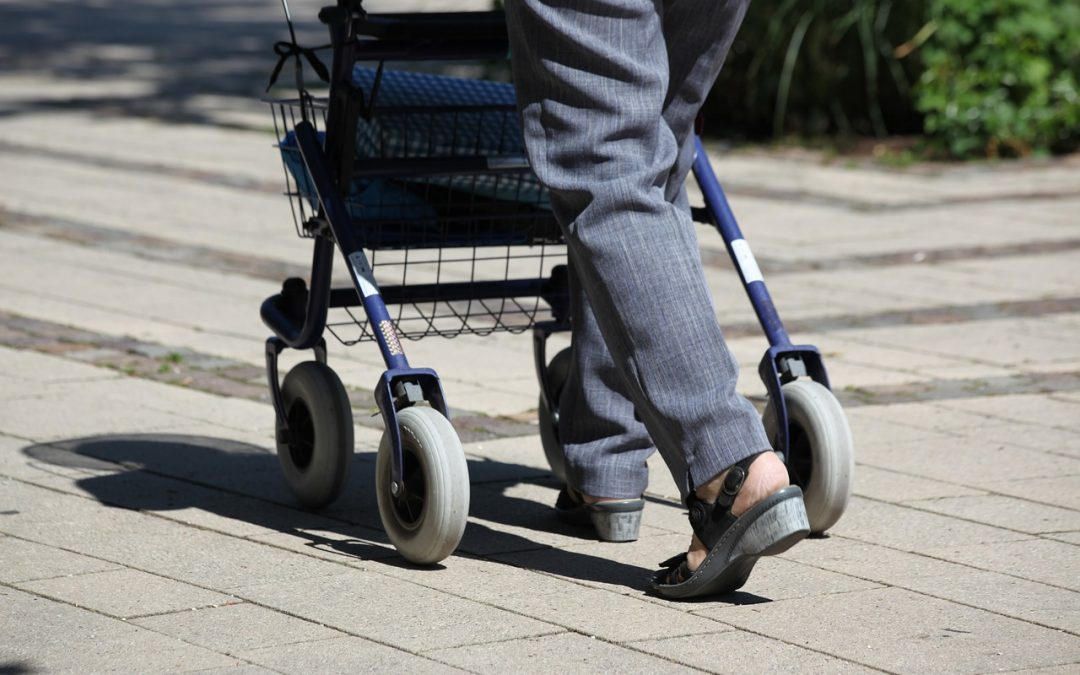 What To Consider When Buying A Wheeled Walker
