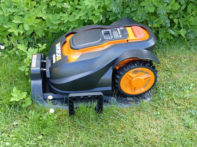 Robotic Mowers to Assist Independence at Home