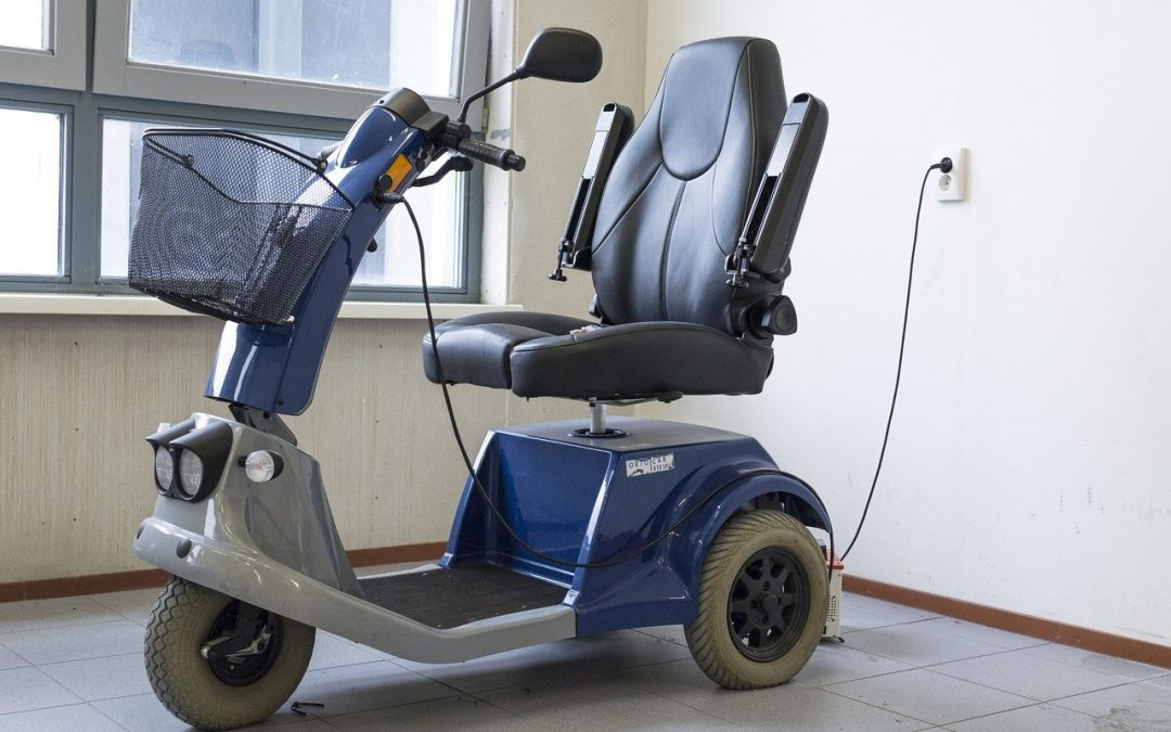 Mobility Scooter, help or hinder?